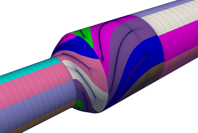 Axial-Pump-Turbomachinery-CFD-Outlet-Tube-Mesh