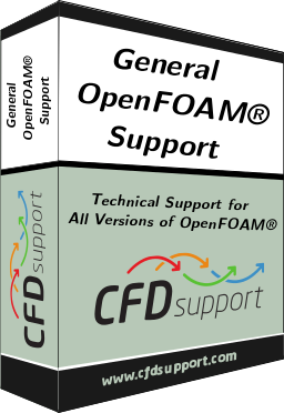 General OpenFOAM® Support Package Image Box